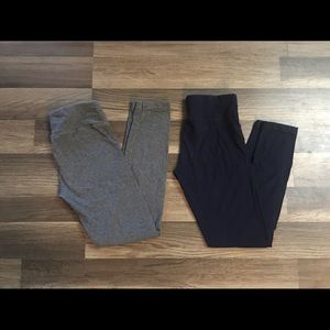 Bundle size 14 Justice Leggings